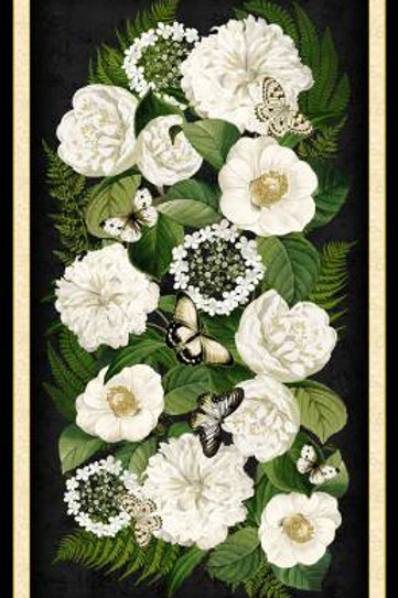 Chantrell floral panel