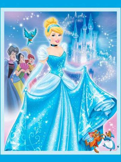 Cinderella - Panel