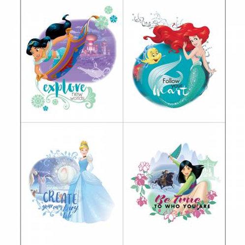 Disney Princess Explore New Worlds Panel