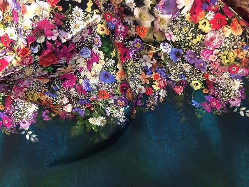 Floral Ombre