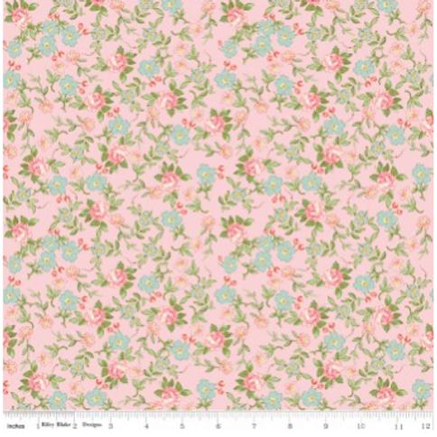 Rose & Violet's Garden Sweet Blossom - BLUSH