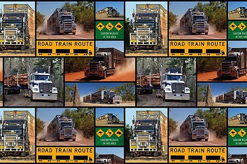 Road Train Trucking