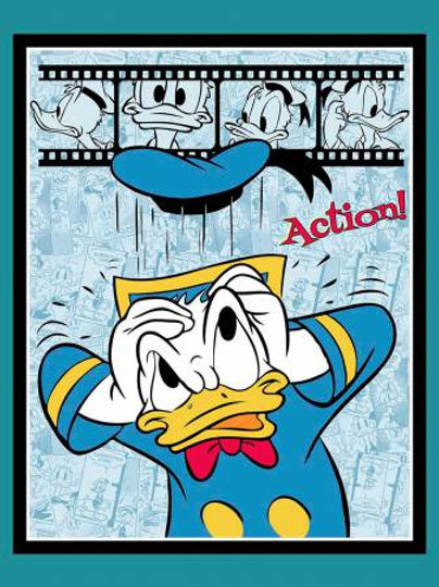 Donald Action Panel