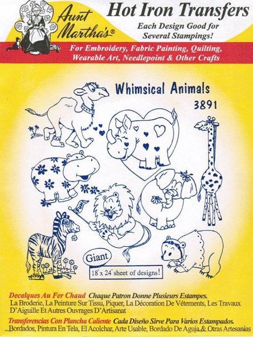 Whimsical Animals #3891
