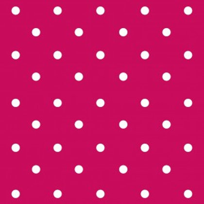 Hot Pink Spot - Large