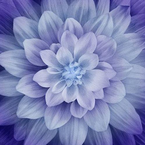 Hoffman Dream Big Hydrangea Flower Panel