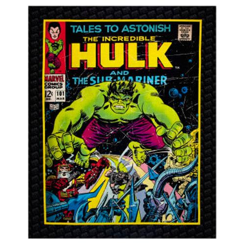 The Incredible Hulk Panel