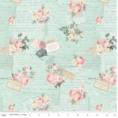 Rose & Violet's Garden Party - SONGBIRD