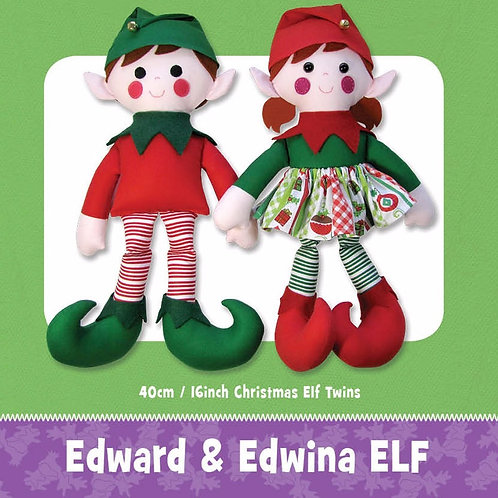 Edward and Edwina Elf