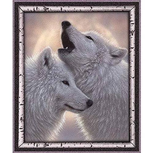 Wolf Howl Panel