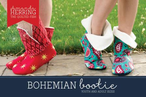 Bohemian Booties
