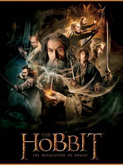 The Hobbit - Panel