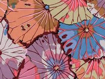 Lotus Leaf - mauve