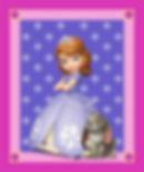 Princess Sofia Fabric
