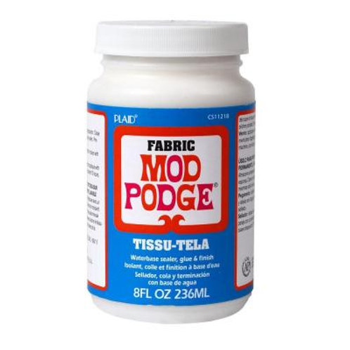 Mod Podge - Fabric