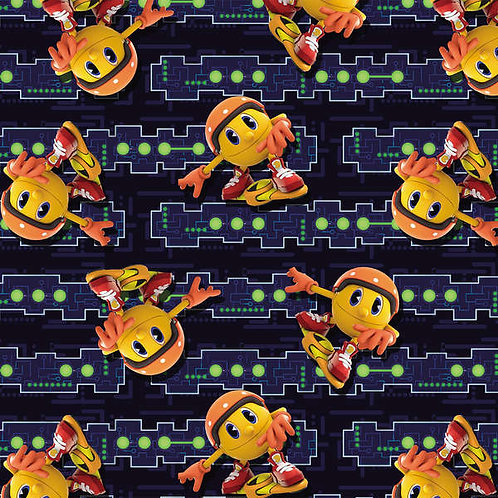 Pac-Man Stripe Multi