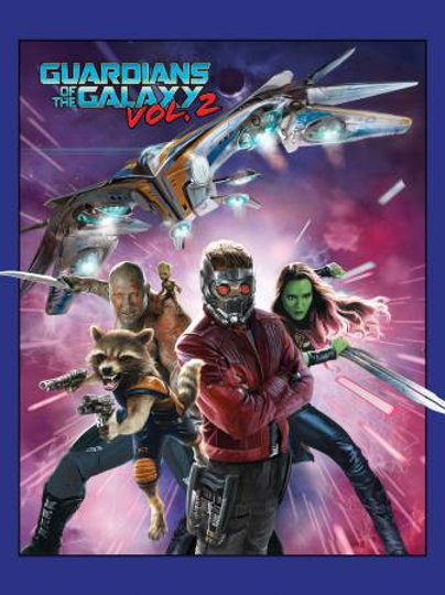 Guardians of the Galaxy Vol. 2  panel