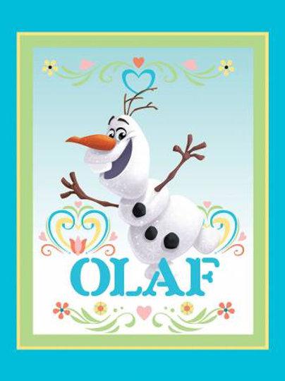 Olaf Dancing Panel