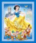 Snow White Fabric