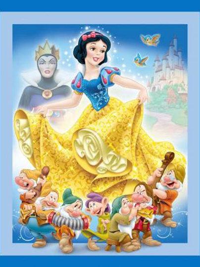 Snow White Panel