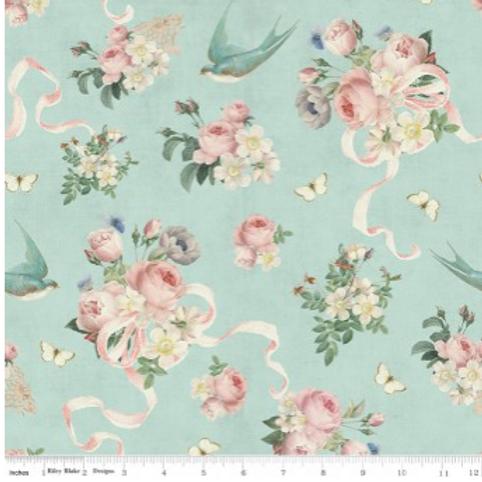 Rose &Violet's Garden Main- SONGBIRD