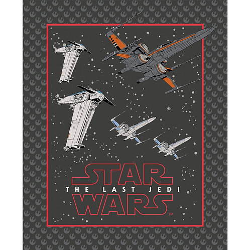 Star Wars - Last Jedi Ship Panel