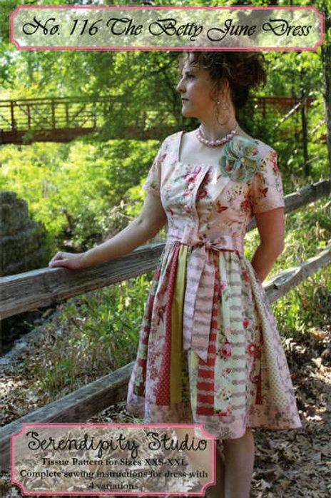 Betty June Dress Pattern
