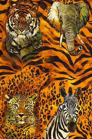 Wild Side Zebra