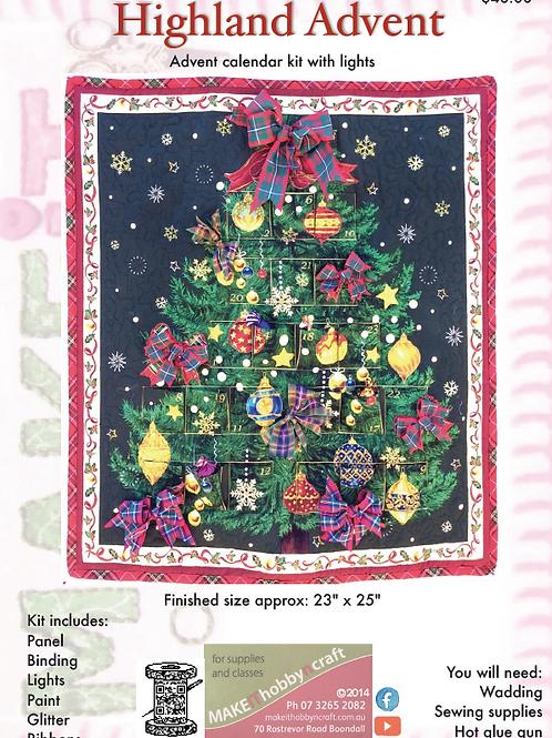 Highland Advent Calendar Kit