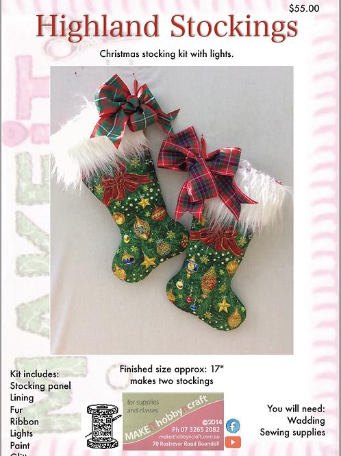 Highland Stocking Kit