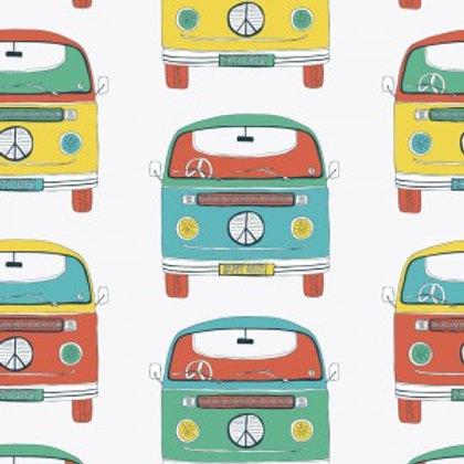 Retro Road Trip - Kombi Van