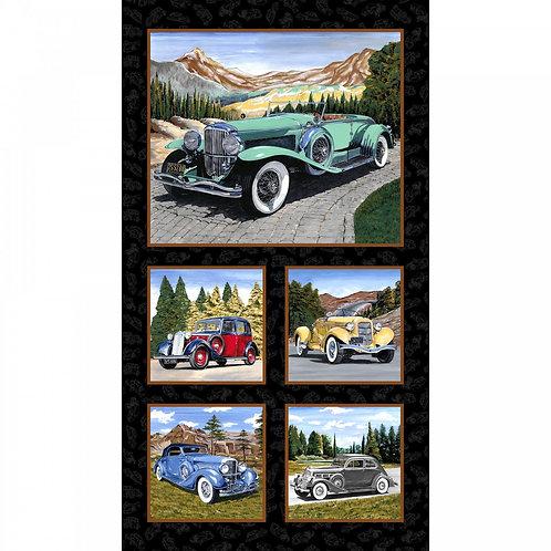 Classic Cars Panel