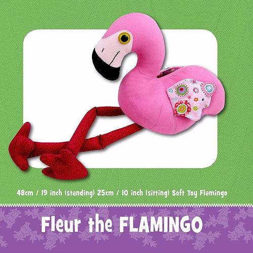 Fleur Flamingo