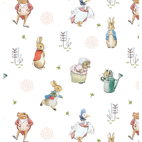 Peter Rabbit Characters