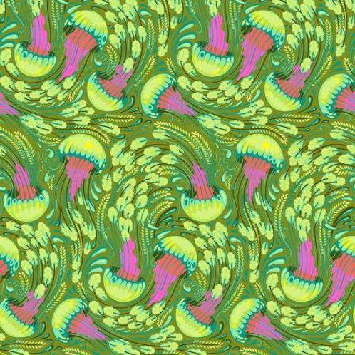 Sea Bloom - jellyfish