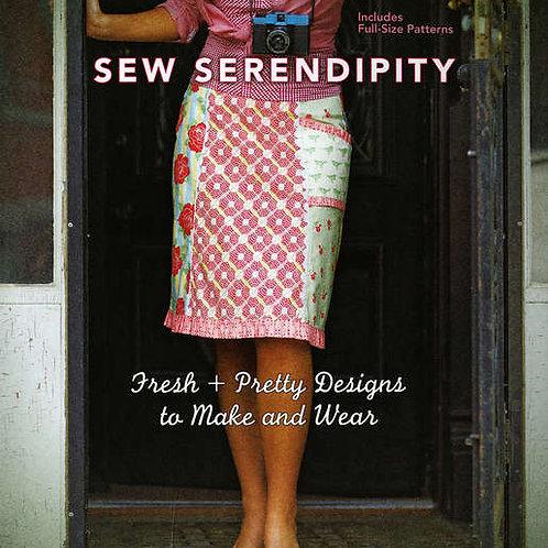 Sew Serendipity Book - pattern book