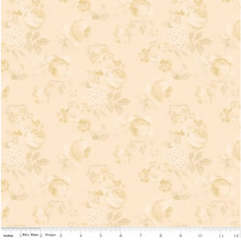 Rose & Violet's Garden Faded Roses - BEEHIVE
