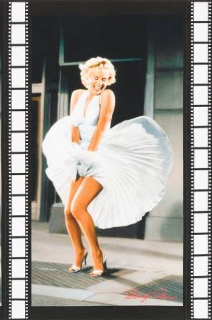 Lipstick Marilyn Monroe Panel