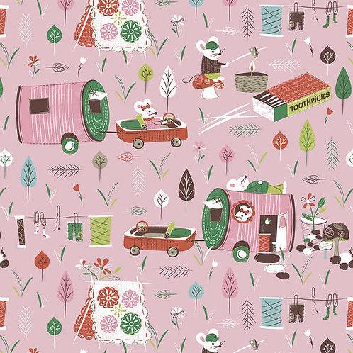 Campers - Pink