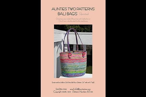 Bali Bag - pattern