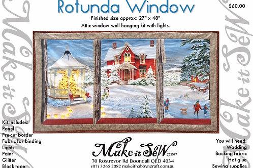 Rotunda Window