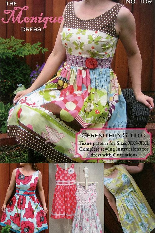 The Monique Dress Pattern