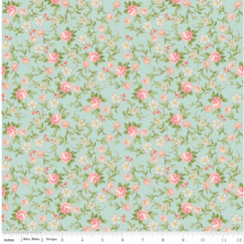 Rose & Violet's Garden Sweet Blossom - SONGBIRD