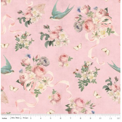 Rose & Violet's Garden Main - BLUSH