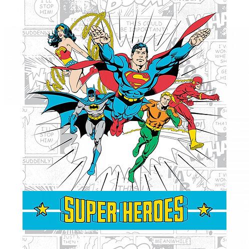 DC Justice League Panel