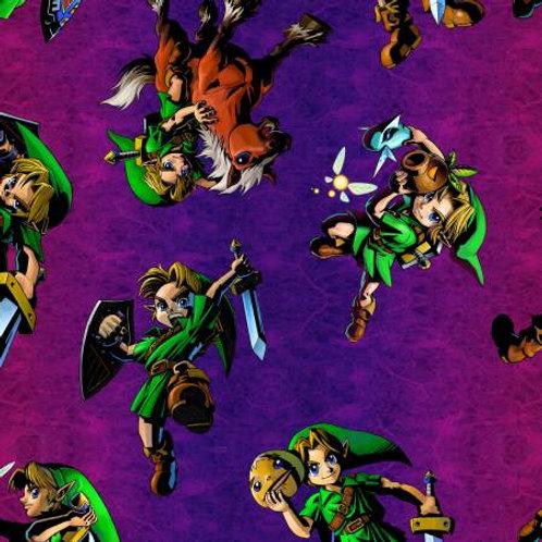 Zelda Toss