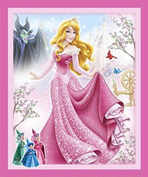Sleeping Beauty Fabric
