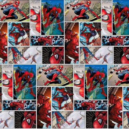 Spider-Man Comic Scenes