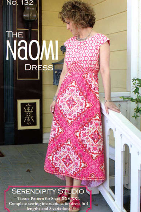 The Naomi Dress Pattern