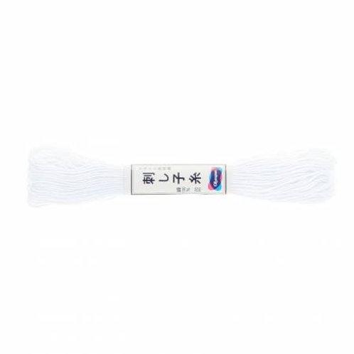 Olympus Sashiko Thread ~ White